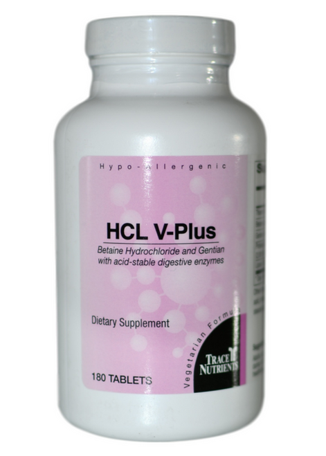Trace Elements HCL V-PLUS 180 at Wellness Shopping Online