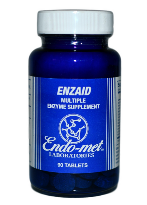 Endo-met Enzaid (90) at WellnessShoppingOnline