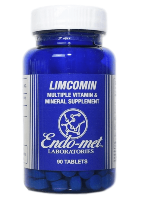 Endo-met Limcomin (90 Tablets) at WellnessShoppingOnline