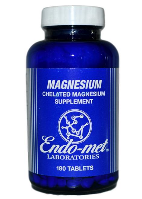 (معامل إندوميت-تركيبة الماغنيسيوم  (180 قرص