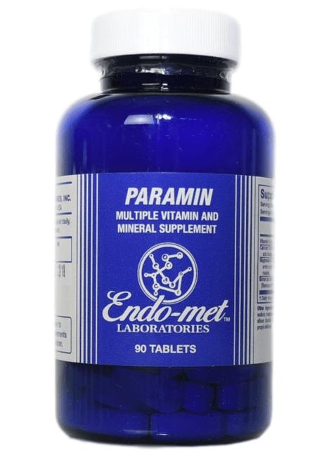 Endo-met Paramin (90) at WellnessShoppingOnline