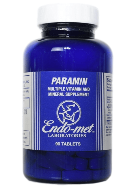 Endo-met Paramin (90) at WellnessShoppingOnline