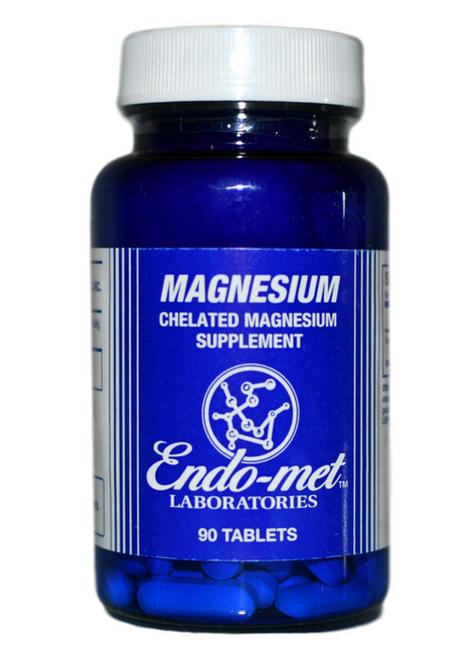 (معامل إندوميت-تركيبة الماغنيسيوم (90 قرص