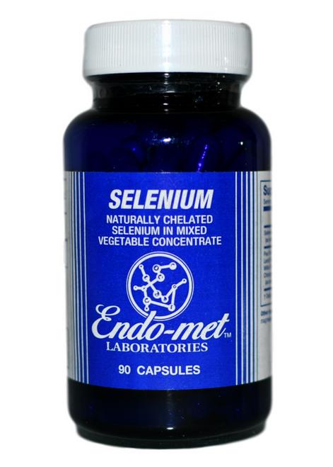 (معامل إندوميت-تركيبة السيلينيوم الغذائية (90 كبسولة