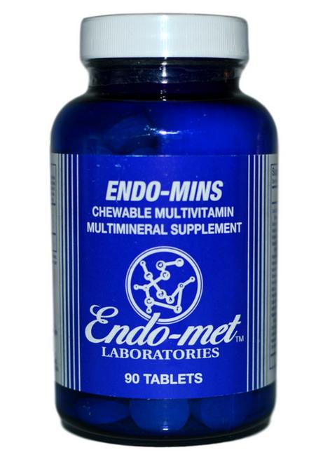 (معامل إندوميت-تركيبة إندو-مينز الغذائية (90 قرص