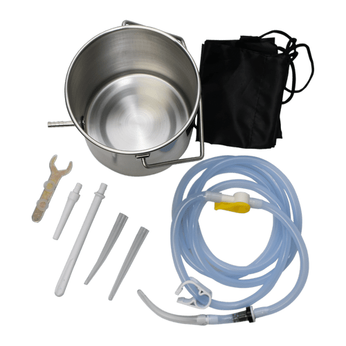 Enema Bucket Kit