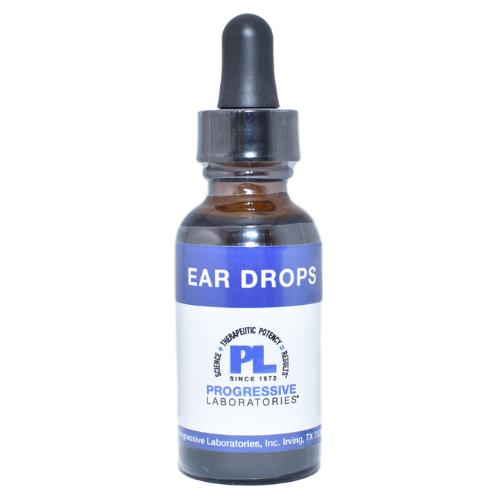 Progressive Laboratories Ear Drops (30 ml) at WSO