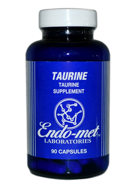 Endo-met Taurine (90) at WellnessShoppingOnline