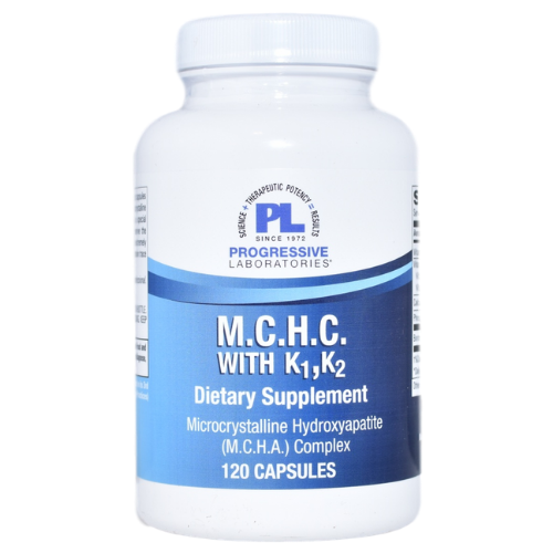 Progressive Laboratories M.C.H.C. with K (120 Capsules) at WellnessShoppingOnline
