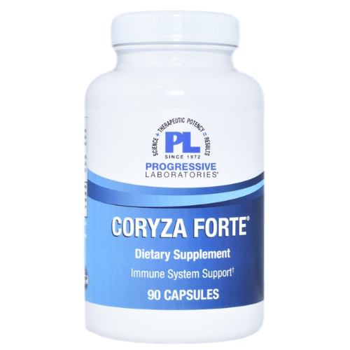 Progressive Laboratories Coryza Forte 90 Caps at WellnessShoppingOnline