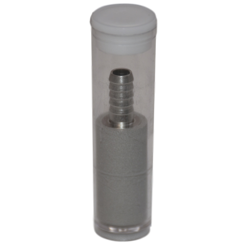 .5 Micron Ozone Diffuser Stone with Stainless Steel Barb