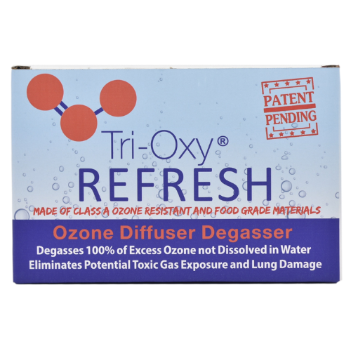 Tri-OXY® Refresh Ozone Diffuser & Degassing Kit at WSO