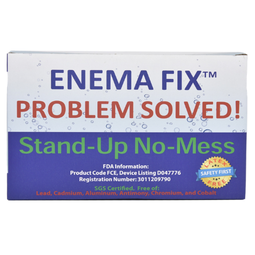 Enema Fix™ Kit at Wellness Shopping Online