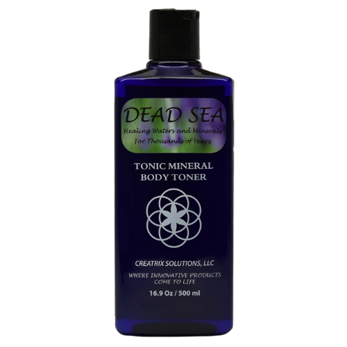 Dead Sea Tonic Mineral Body Toner at Wellness Shopping Online