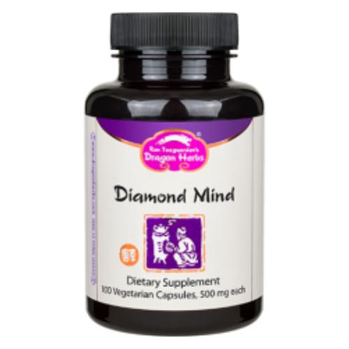 Dragon Herbs Diamond Mind (100 Capsules) at WSO