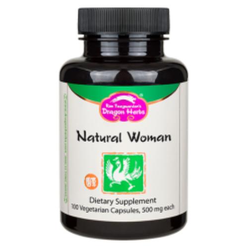 Dragon Herbs Natural Woman (100 Capsules) at WSO