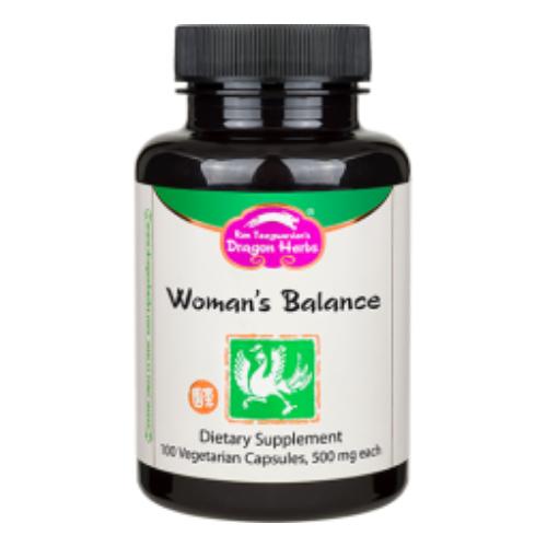 Dragon Herbs Woman's Balance (100 Capsules) at WSO