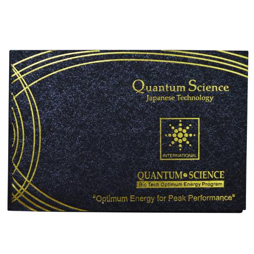 EMF Quantum Science Shield Stickers Box