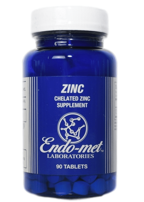 Endo-Met Zinc (90) at WellnessShoppingOnline