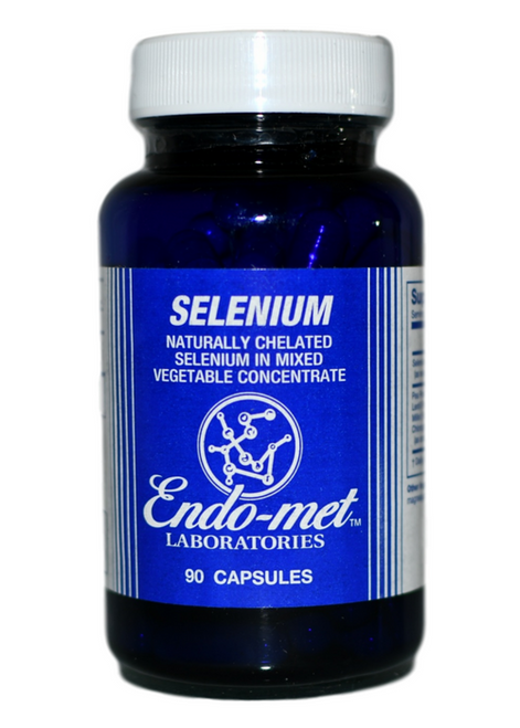 Endo-met Selenium (90) at WellnessShoppingOnline