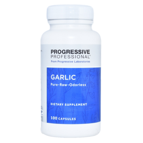 Progressive Laboratories Garlic (100 Capsules) at WellnessShoppingOnline
