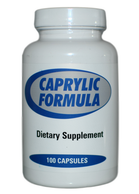 Progressive Laboratories Caprylic Formula (100) at WellnessShoppingOnline