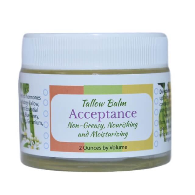 Acceptance Tallow Balm