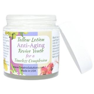 Anti-aging Tallow Lotion