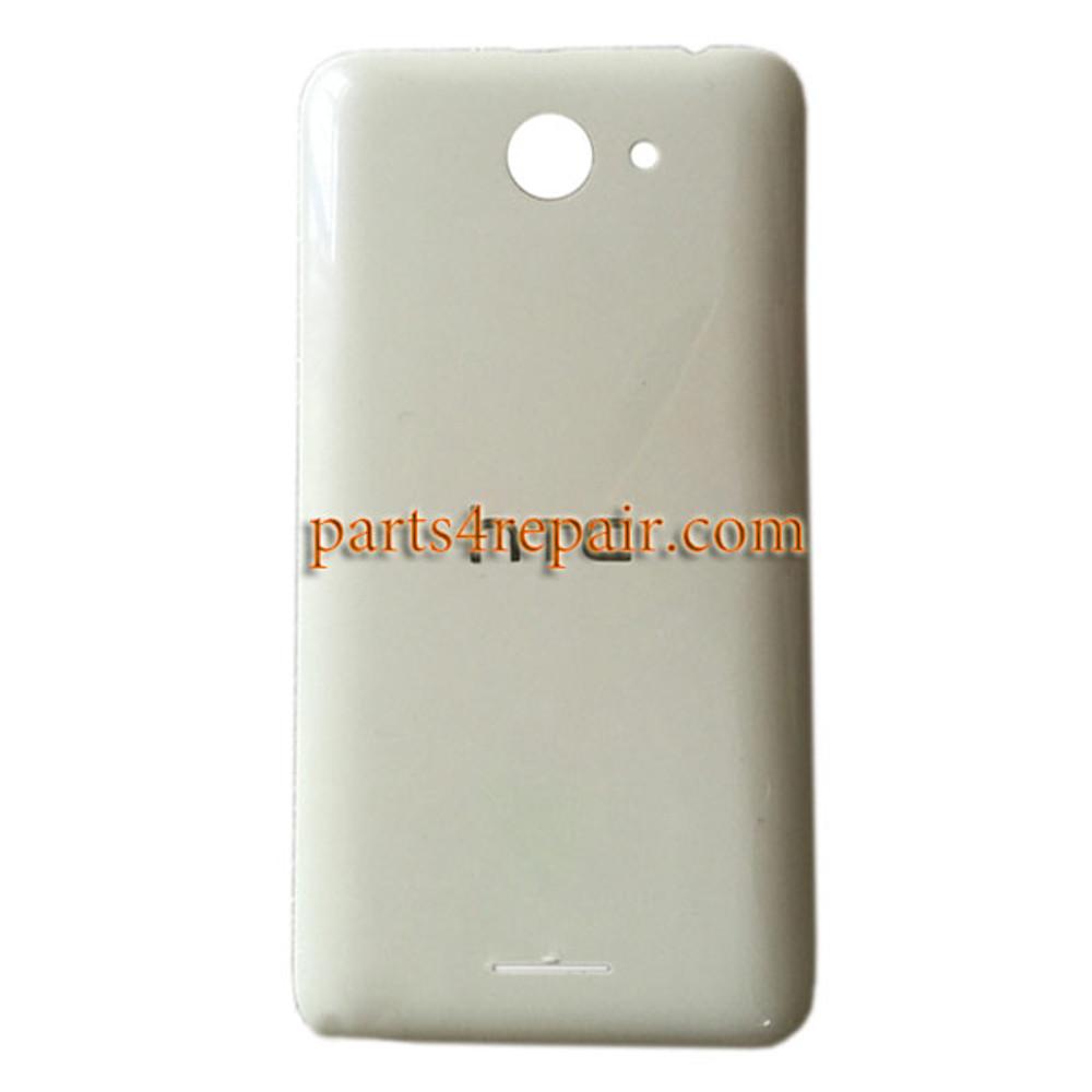 Back Cover for HTC Desire 516 Dual SIM -White