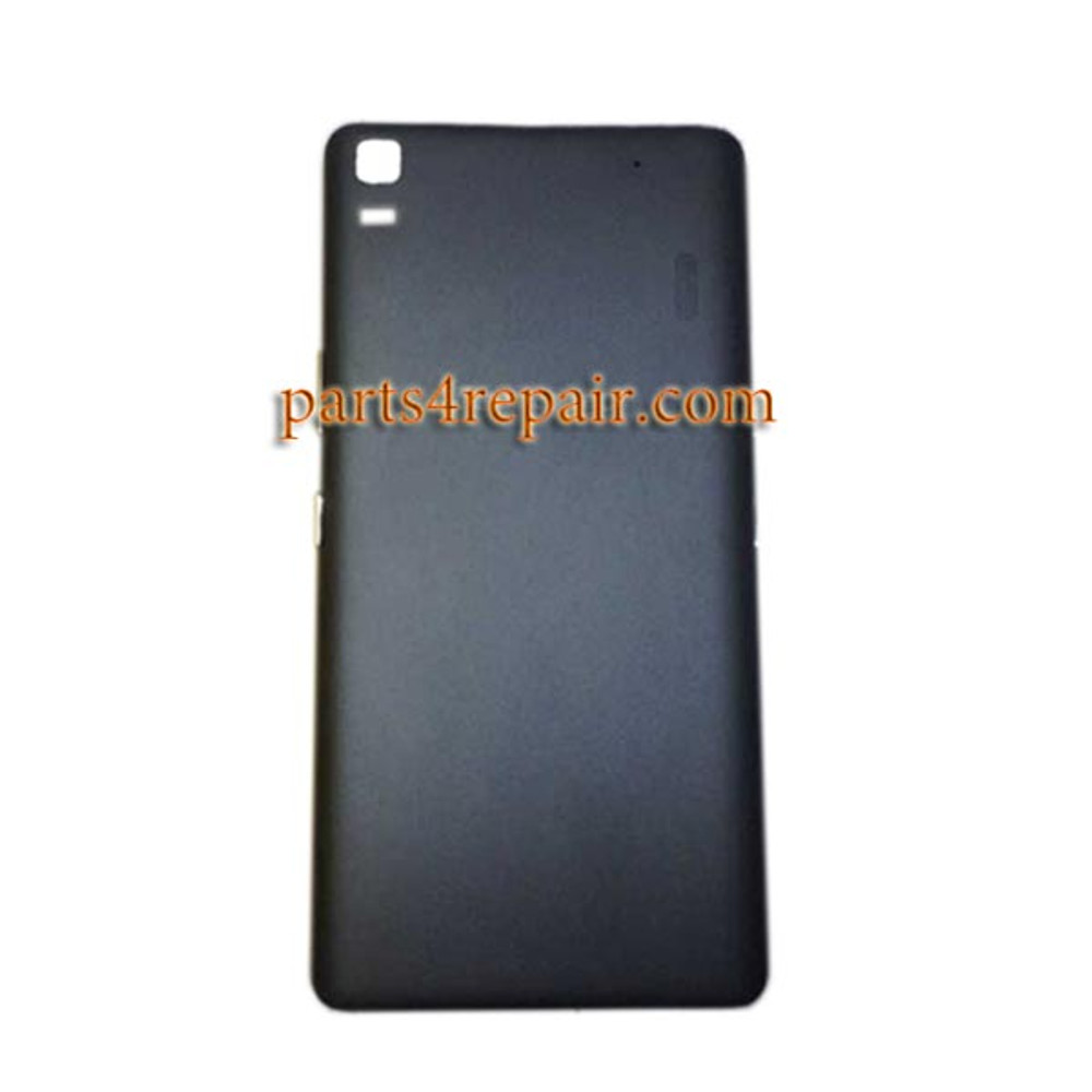 Back Cover with Side Keys for Lenovo K3 Note (K50-T5) -Black