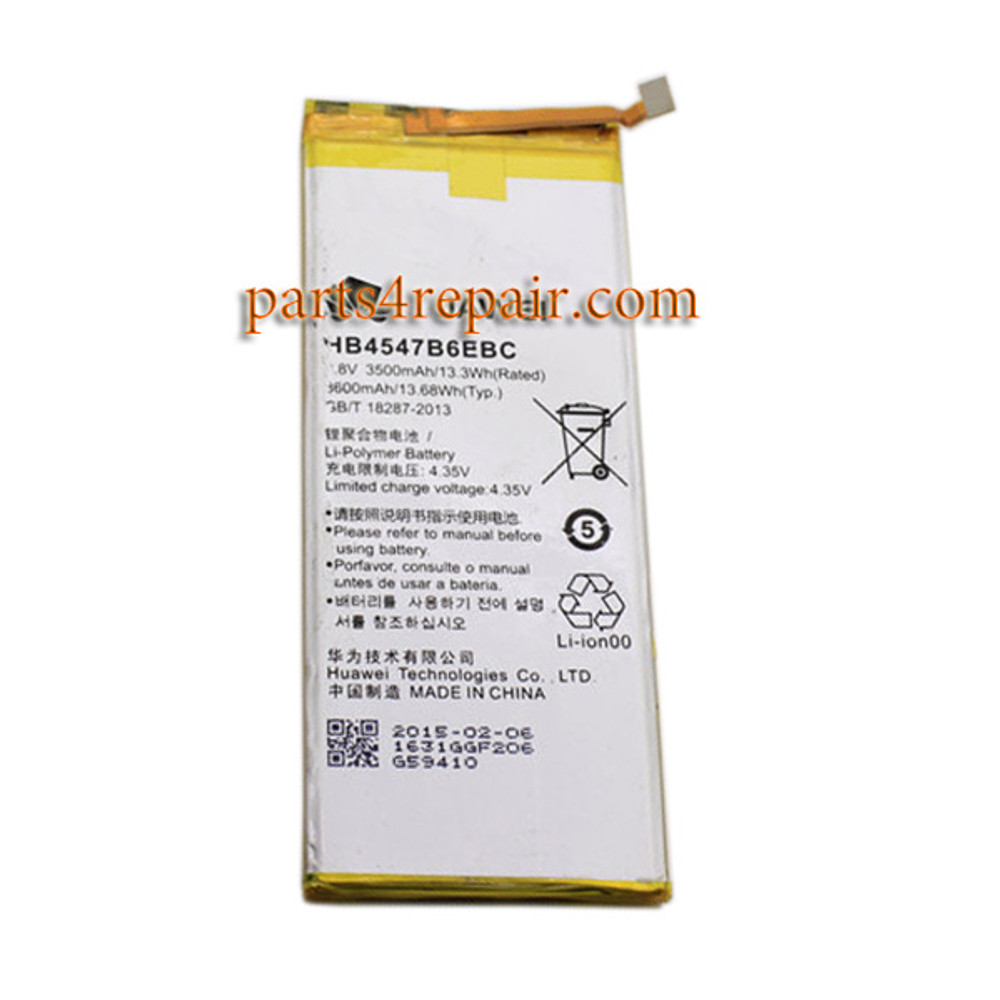 Built-in Battery for Huawei Ascend GX1