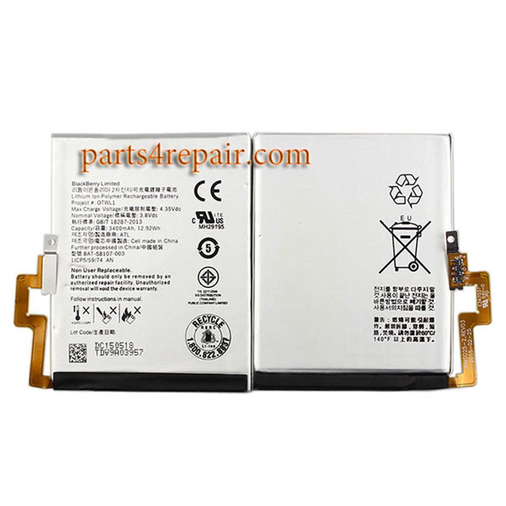 Built-in Battery for BlackBerry Passport (BlackBerry Q30)