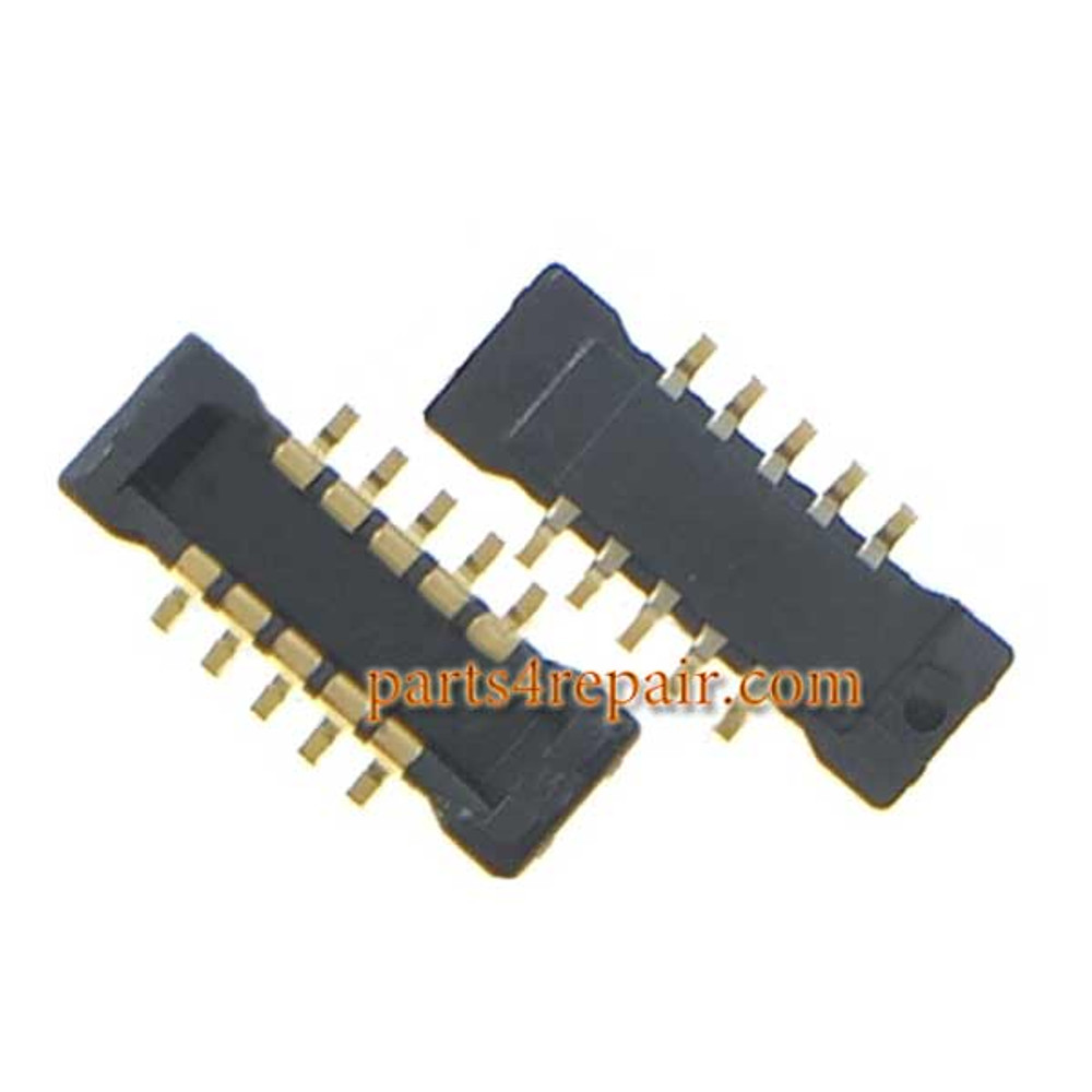 10pin Touch Screen FPC Connector on Flex Cable for Meizu M2 Note from www.parts4repair.com