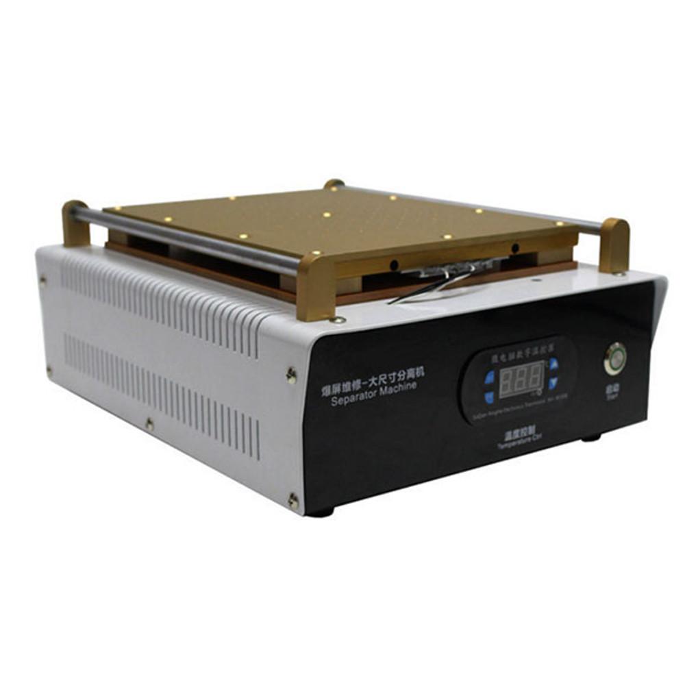 """15"""" LCD Separator Machine Built-in Vacuum Pump with USB Charging for iPad & Tablet & Mobile Phone Screen Repair"""