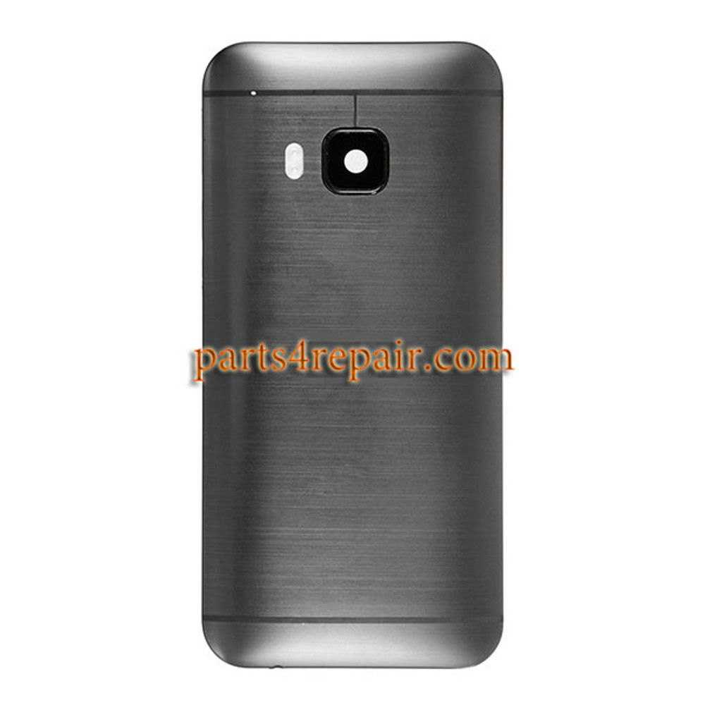 Back Cover with Side Keys for HTC One M9 from www.parts4repair.com