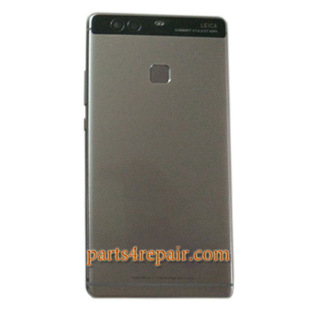 Back Housing Cover with Fingerprint Sensor Flex Cable for Huawei P9 Plus