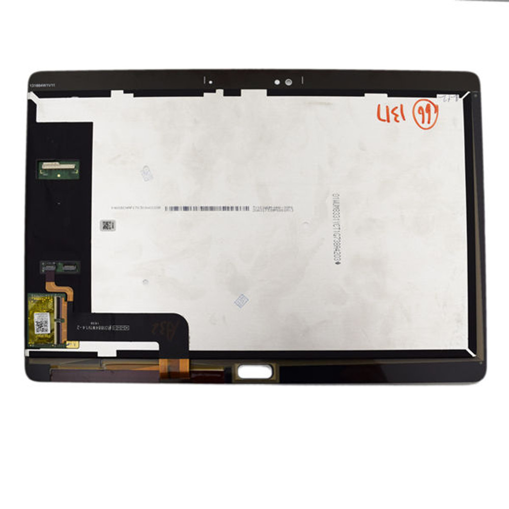 White LCD Screen Replacement CHENN LCD Screen and Digitizer Full Assembly for Huawei MediaPad M2 10.0 M2-A01L M2-A01W Color : White