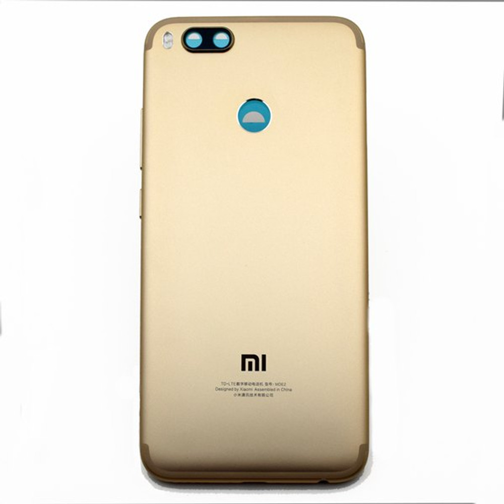 Back Housing Cover with Side Keys for Xiaomi Mi A1 (5X)