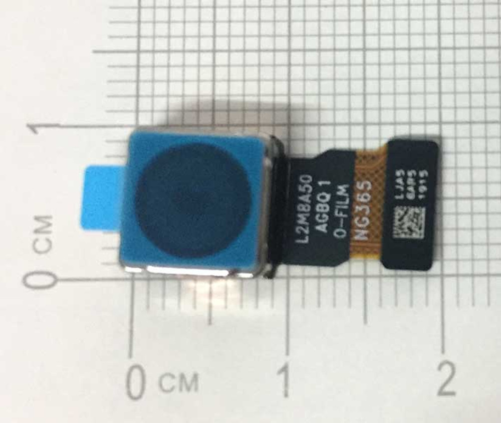 Back Camera Flex Cable for Lenovo Zuk Edge from www.parts4repair.com