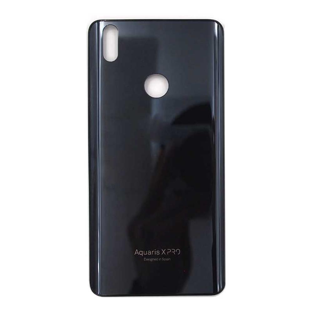 BQ Aquaris X Pro Back Housing Cover -Black