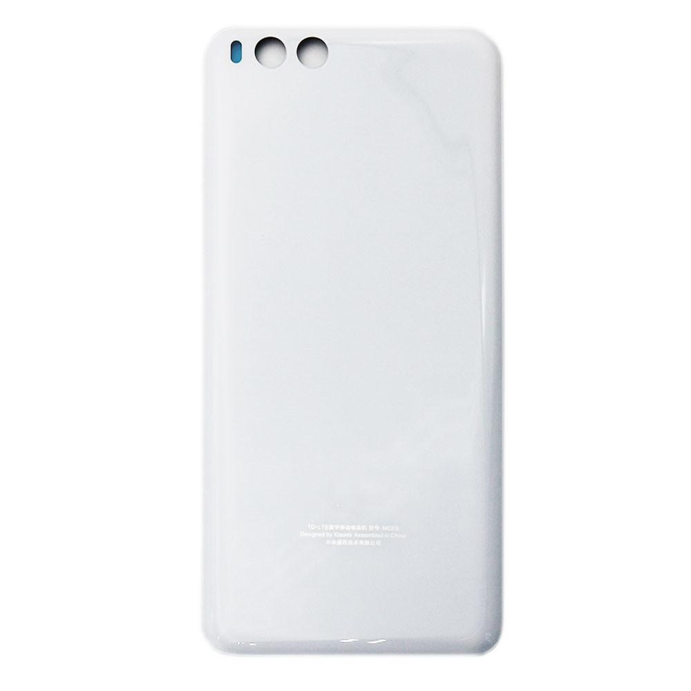 Back Glass Cover for Xiaomi Mi Note 3 -White