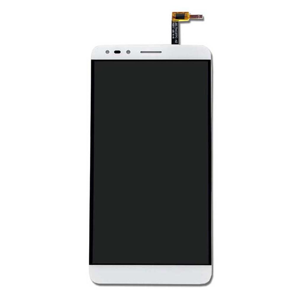 Alcate Pop 4 (6.0) OT7070 LCD Screen Digitizer Assembly White | Parts4Repair.com