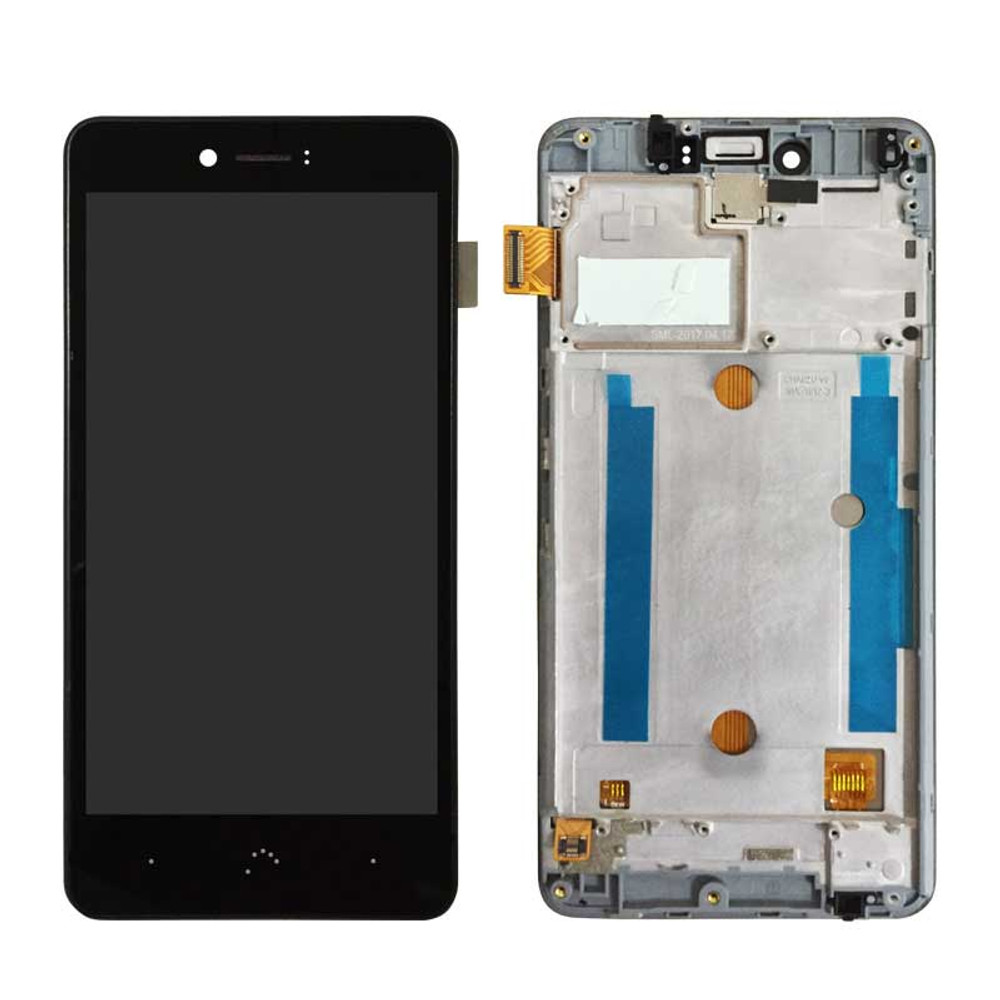 Asus Zenfone Max M2 ZB633KL LCD Assembly with Frame | Parts4Repair.com