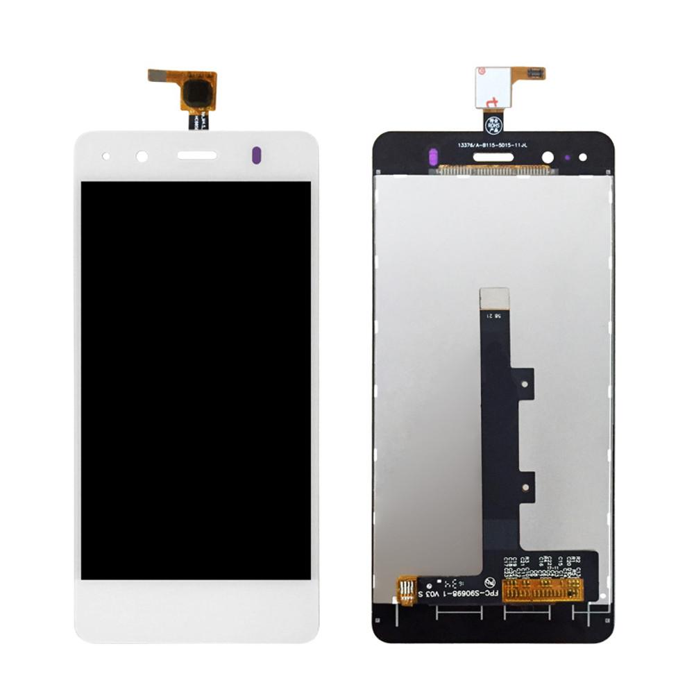 BQ Aquaris A4.5 LCD Screen Digitizer Assembly White | Parts4Repair.com