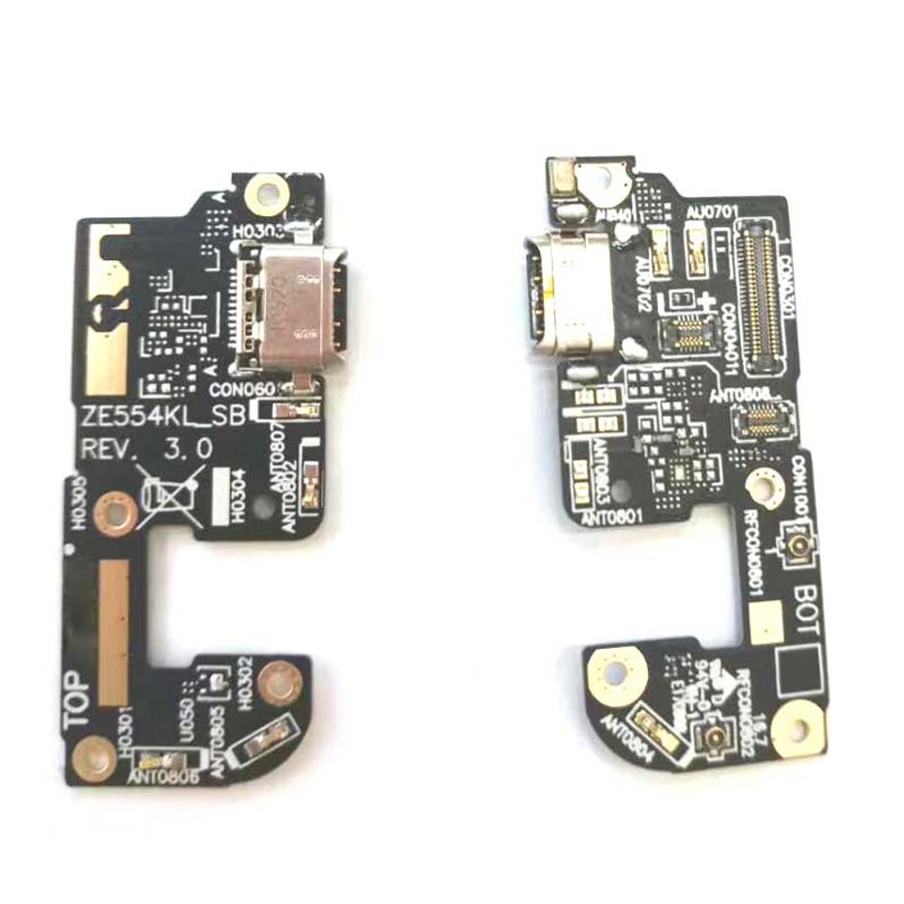 Asus Zenfone 4 ZE554KL Charging Port PCB Board   Parts4Repair.com