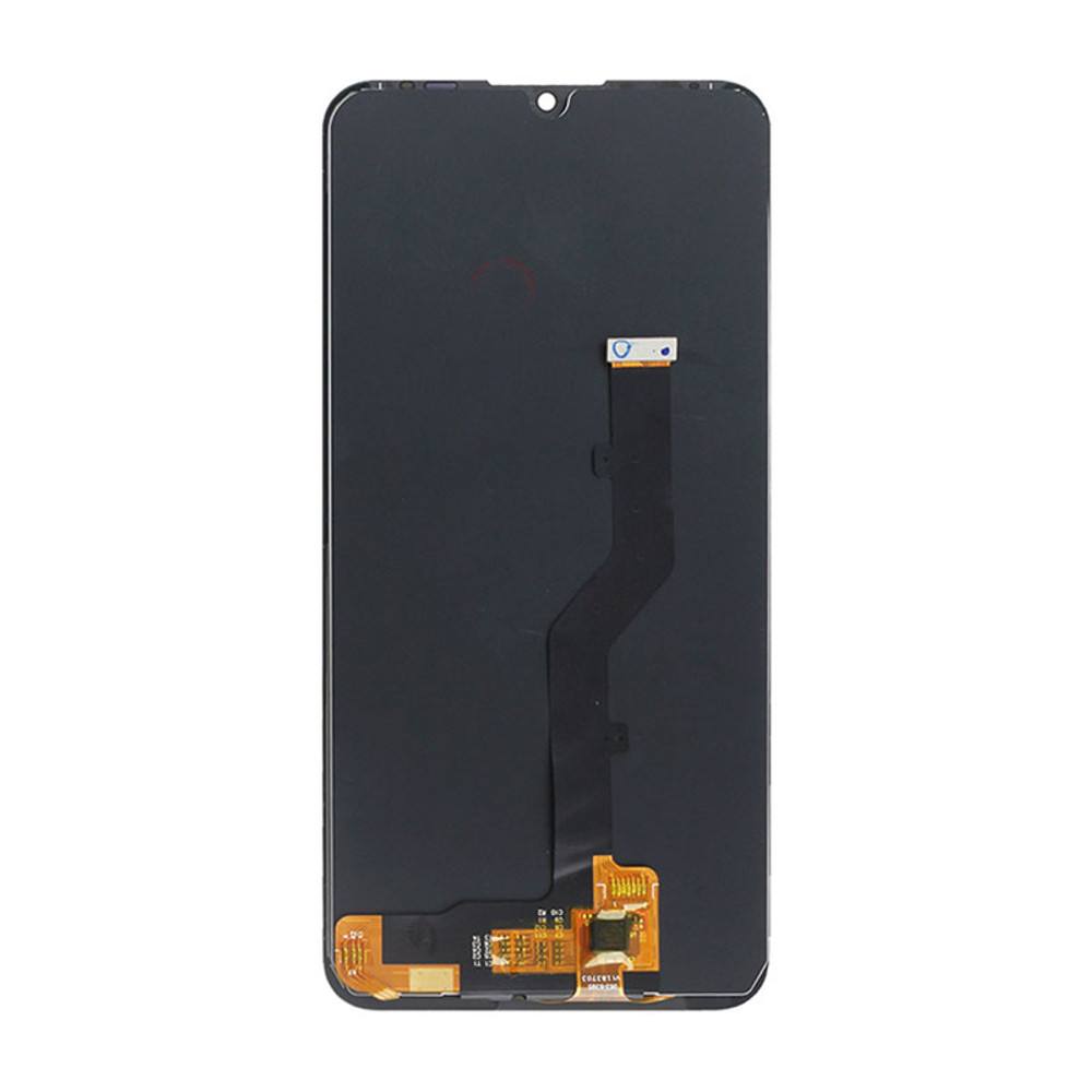 Color : Black LCD Screen and Digitizer Full Assembly for ZTE Blade V10 Vita Premium Quality Black