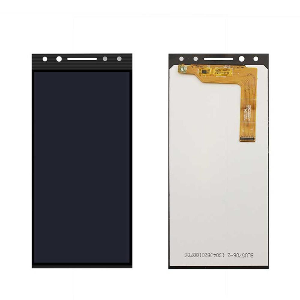 Alcatel 5 5086D 5086A 5086Y LCD Screen Digitizer Assembly Black   Parts4Repair.com