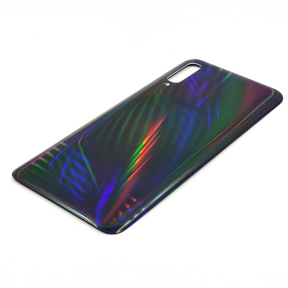 Samsung Galaxy A50 Back Housing Cover Black   Parts4Repair.com