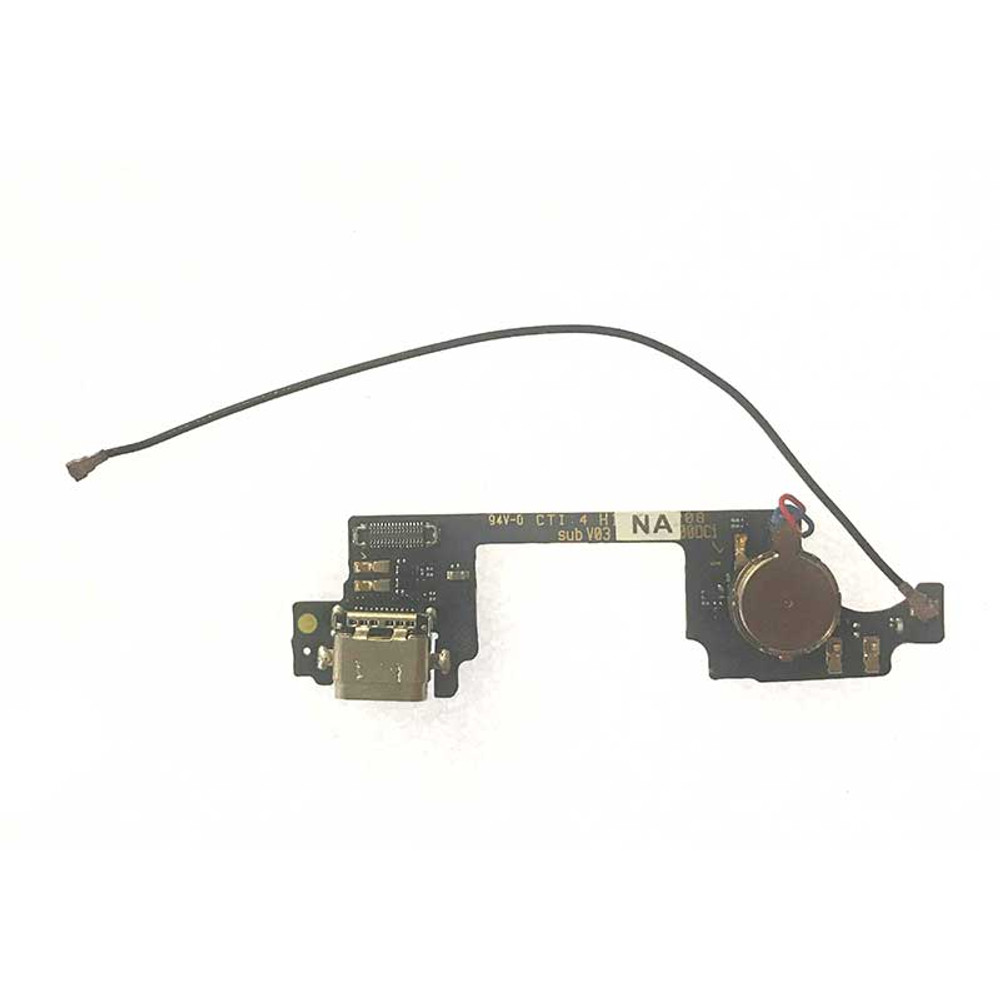 BlackBerry DTEK60 Dock Charging PCB Board with Signal Cable | Parts4Repair.com