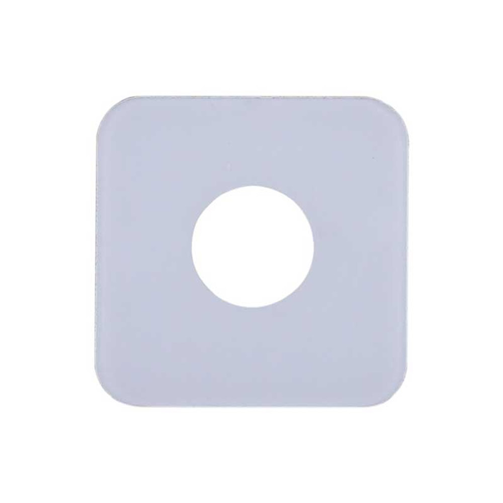 Asus Zenfone 3 ZE520KL ZE552KL Camera Glass Lens with Adhesive White | Parts4Repair.com